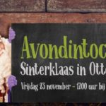 Avondintocht Sinterklaas in Otterlo 23 november